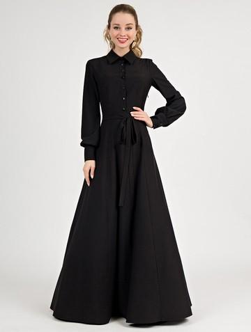 Платье labella, цвет черный