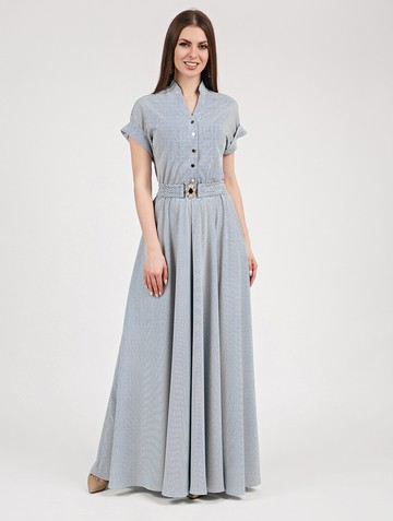Платье lilias, цвет белый