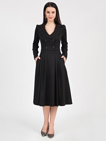 Платье anissa, цвет черный