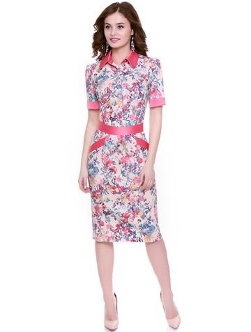 Платье karen, цвет бежевый