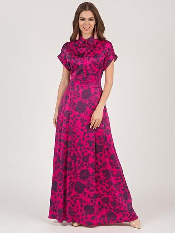 Платье rafaella, цвет фуксия