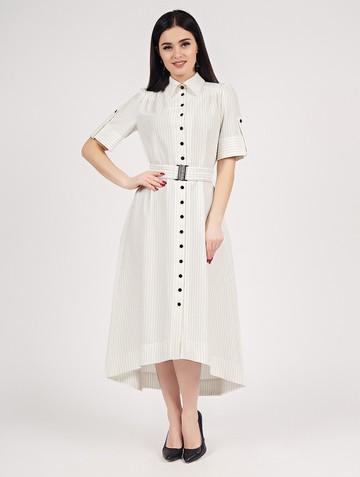 Платье gillean, цвет белый