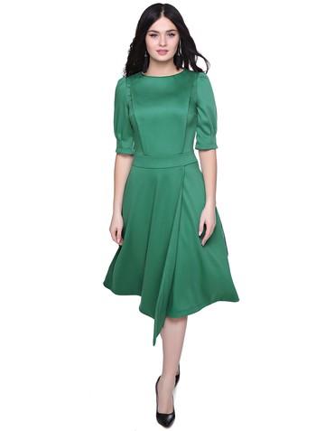 Платье elda, цвет зеленый