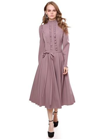Платье djesika, цвет пыльная сирень