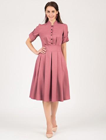 Платье mariatta, цвет лиловый
