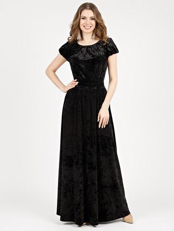 Платье veridy, цвет черный