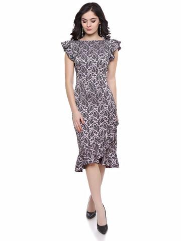 Платье twitty, цвет жемчужный