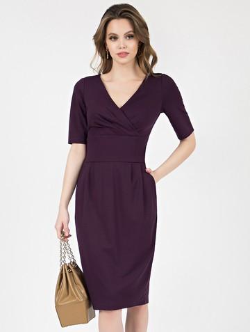 Платье ferris, цвет фиолетовый