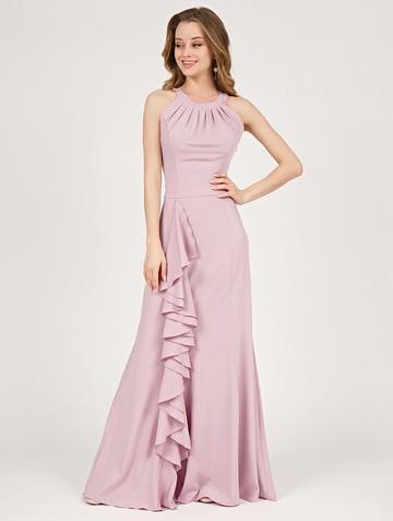 Платье aderly, цвет розовый