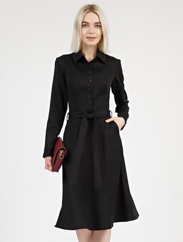 Платье pransy, цвет черный