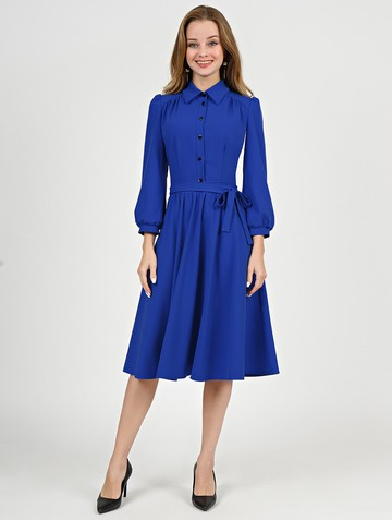 Платье luisa, цвет синий