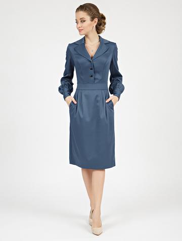 Платье rammy, цвет индиго