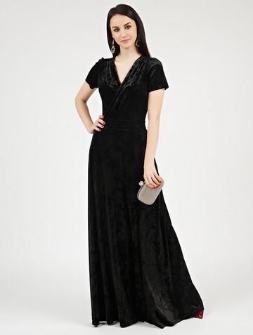 Платье leonida, цвет черный