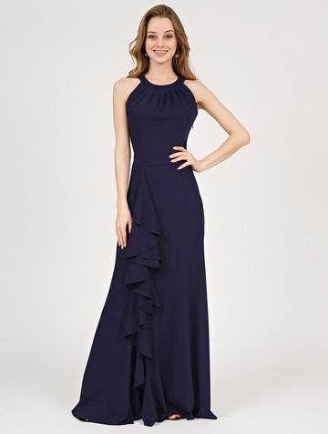 Платье aderly, цвет темно-синий