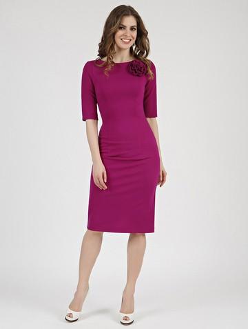 Платье anais, цвет фуксия