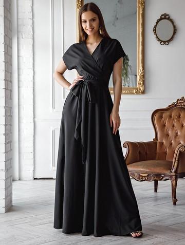 Платье kalma, цвет черный