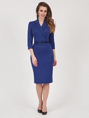 Платье nandu, цвет синий
