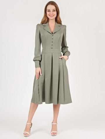 Платье dalva, цвет зеленый