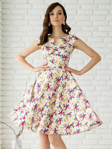 Платье bakly, цвет белый