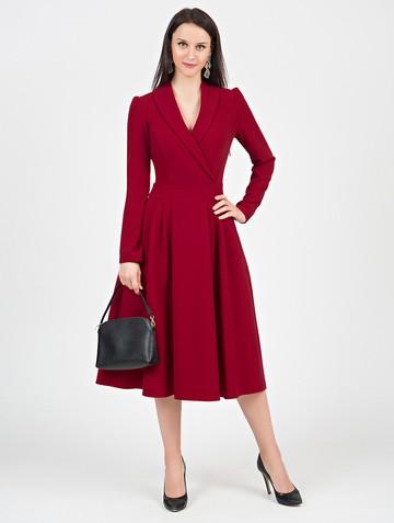 Платье storm, цвет красный