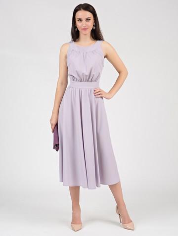 Платье inara, цвет серо-розовый