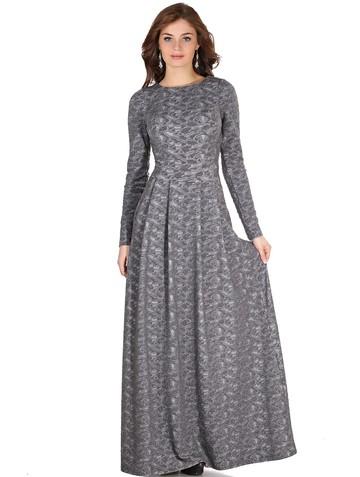 Платье ronda, цвет светло-серый
