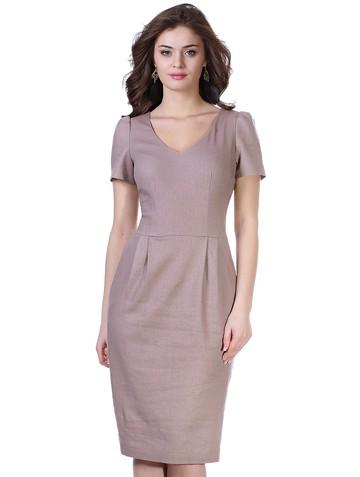 Платье moly, цвет капучино