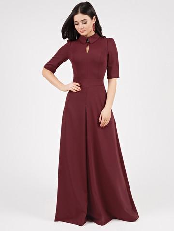 Платье parritty, цвет бордовый