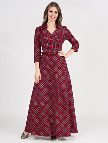 Платье lafetta, цвет красный