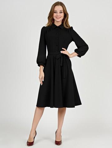 Платье luisa, цвет черный