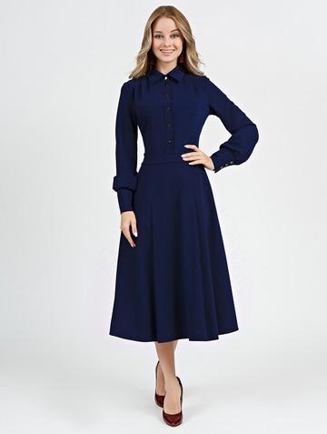 Платье alsu, цвет темно-синий