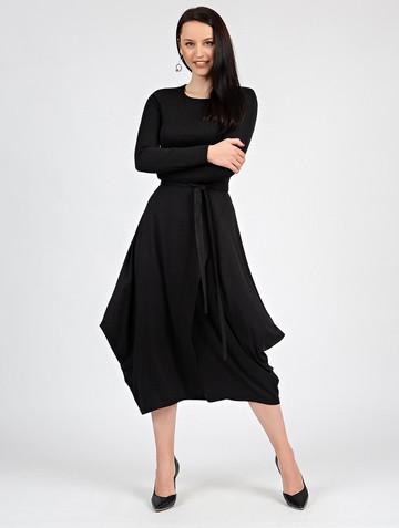 Платье marena, цвет черный