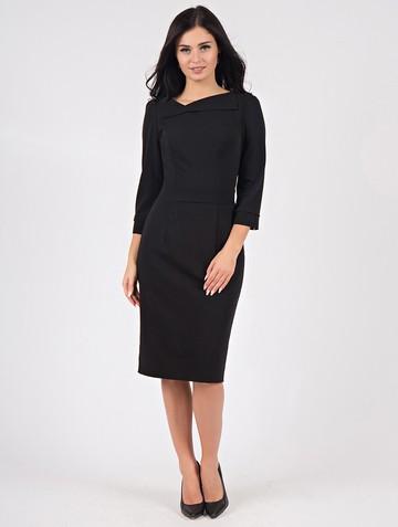 Платье lardy, цвет черный
