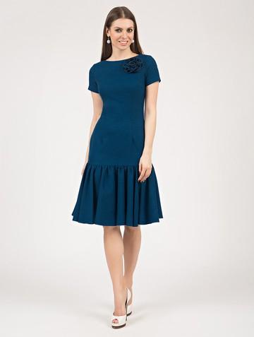 Платье vayolet, цвет морская волна