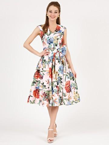 Платье ulana, цвет розовый