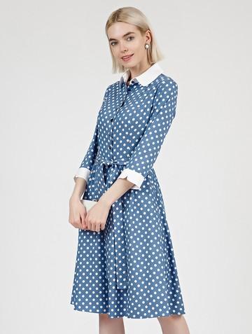 Платье kibbly, цвет голубой