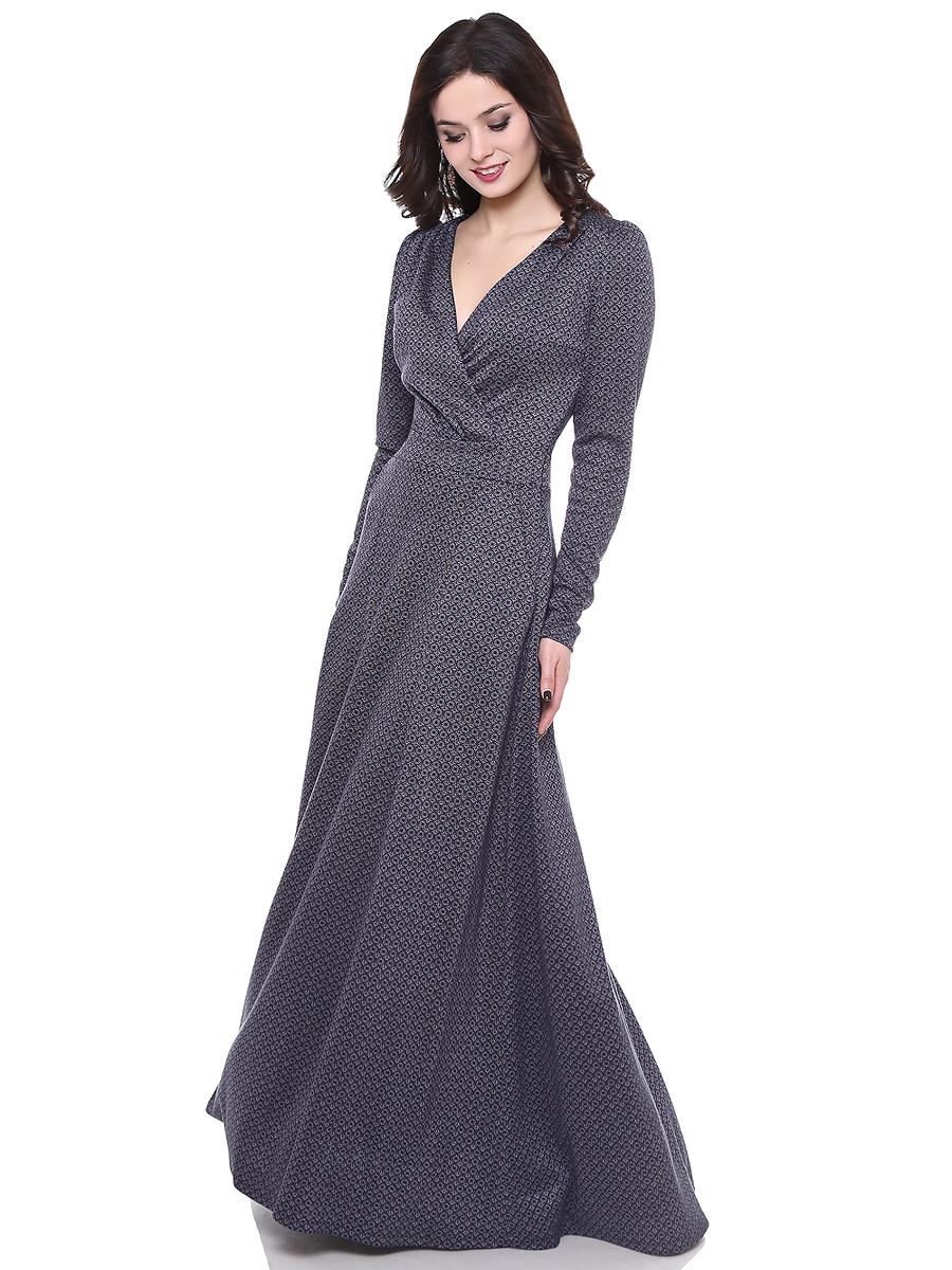 Платье talany сине-бежевый greycat купить в Москве по цене интернет ... 9601a4348cf