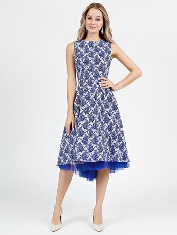 Платье betiana, цвет синий