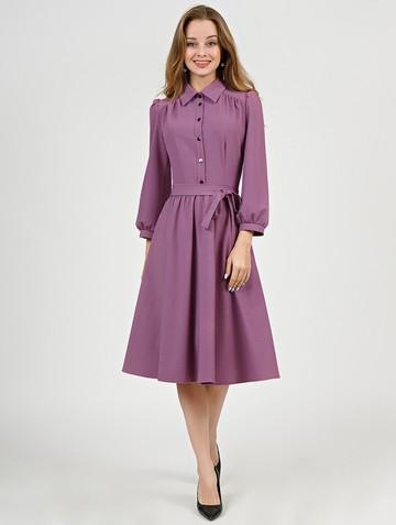 Платье luisa, цвет розово-лиловый
