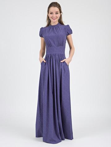 Платье djanatty, цвет индиго