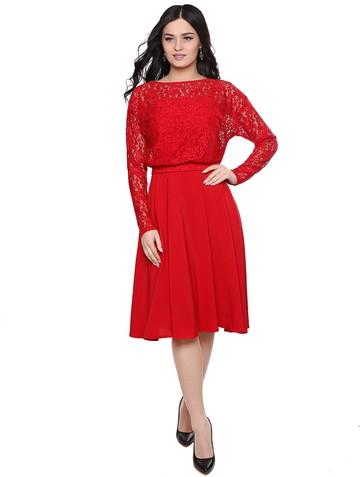 Платье greiys, цвет красный