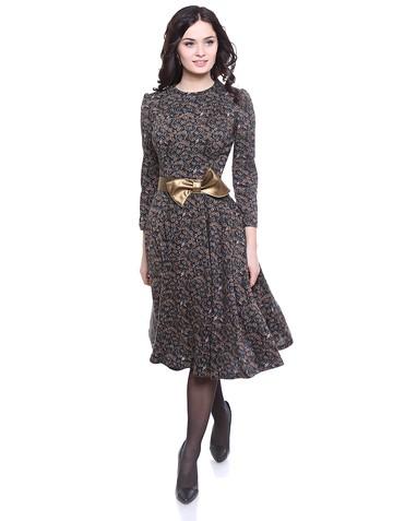Платье atira, цвет темно-зеленый
