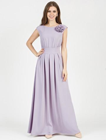 Платье agnia, цвет жемчужный