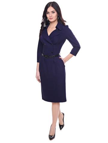 Платье aiuna, цвет темно-синий