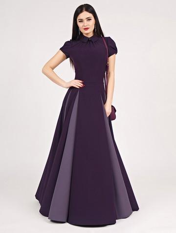 Платье bliss, цвет лиловый