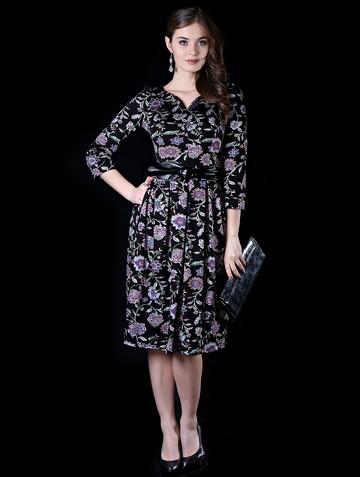Платья осень-зима купить в Москве в интернет магазине по цене ... 72493aa5d08