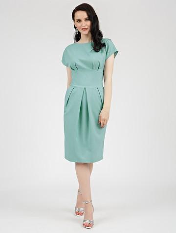 Платье rodika, цвет мятный