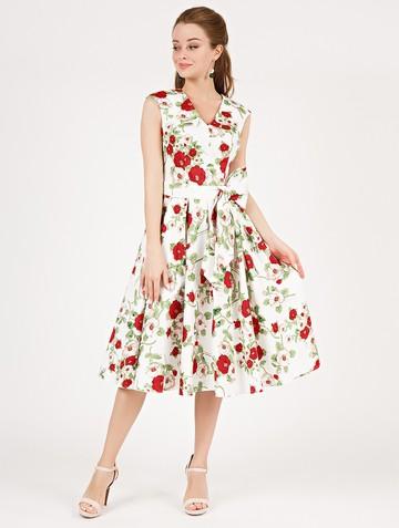 Платье ulana, цвет молочный