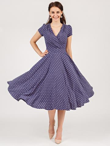 Платье ruta, цвет фиолетовый