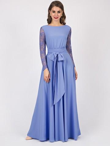 Платье eloiza, цвет голубой